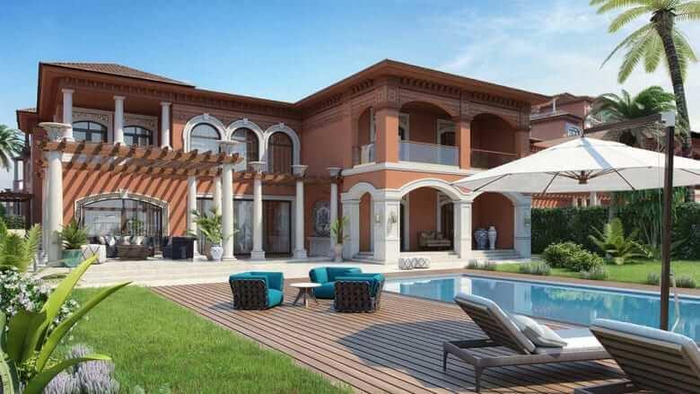 فلل ذا فالي العقارية في دبي | the valley villas