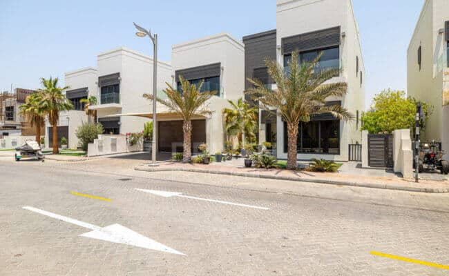 فيلا بالجاردن هوم في دبي | Villa in the garden home